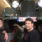 Oldtimer Reparatur in Mannheim