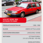 Volvo Serie 900